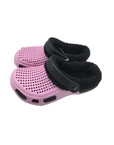 Warm Clogs for winter