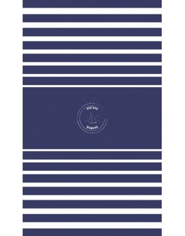 Beach Towel ESCALE MARINE