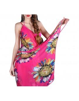 BEACH DRESS FLOWER