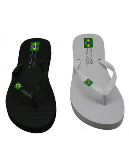 Flip-flops rio women black and white
