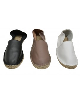 Espadrilles LEATHER men
