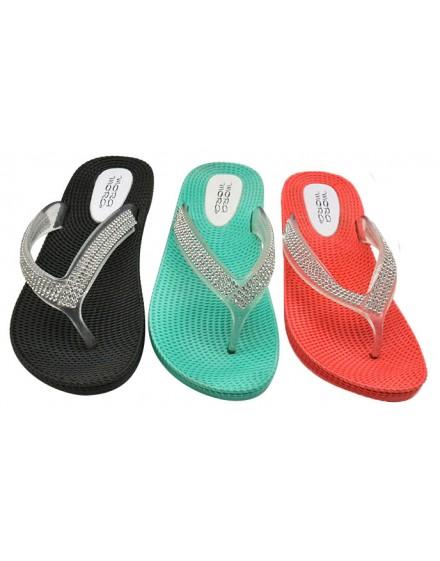 Flip Flop STRASSY with heels