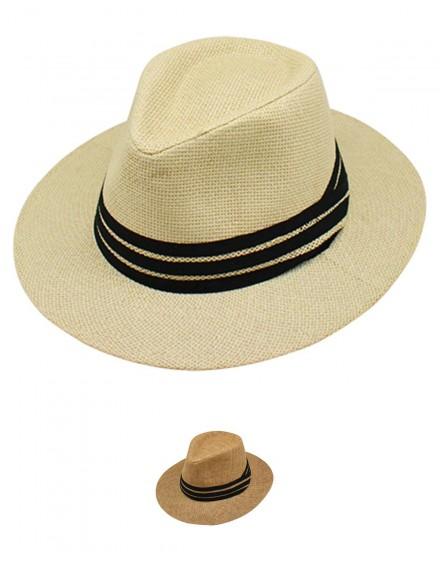 Lot de chapeaux Panama 003