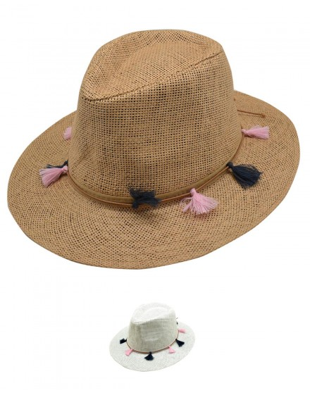 Hat assorted PANAMA 005