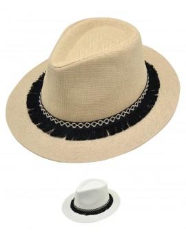 Lot de chapeaux PANAMA 006